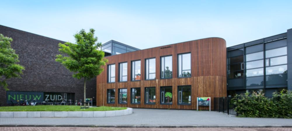 Gebouw Brede Bossche School Nieuw Zuid
