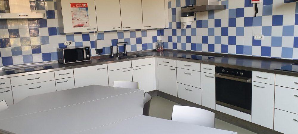 Keuken voor algemeen gebruik